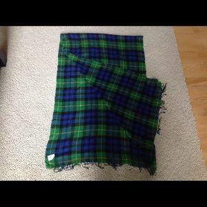 Madewell Wool Blanket Scarf